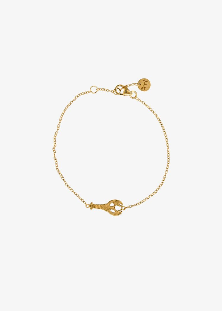 """Product image for """"Armband Hummer Guld"""""""