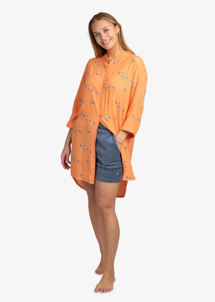 "Product image for ""Vendela Dress Mini Shell Peach"""