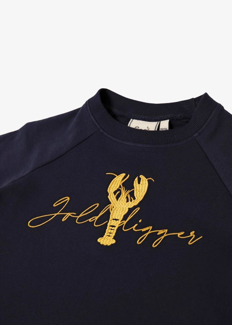 """Secondary product image for """"Sweater Barn Golddigger"""""""