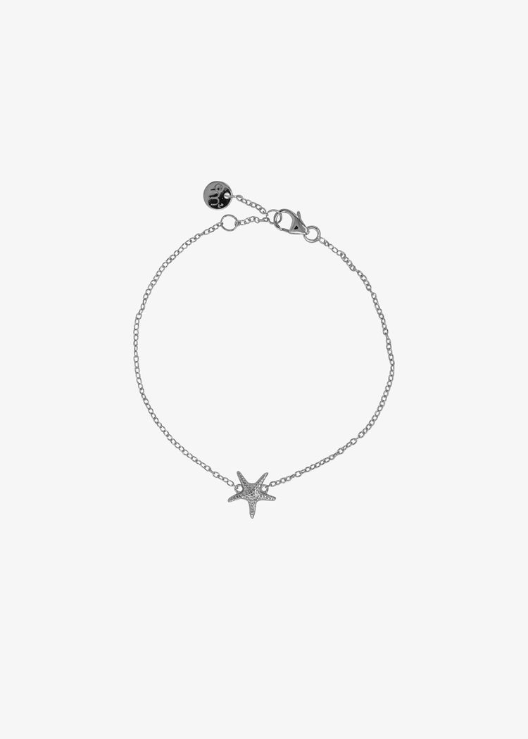 """Product image for """"Armband Sjöstjärna Silver"""""""