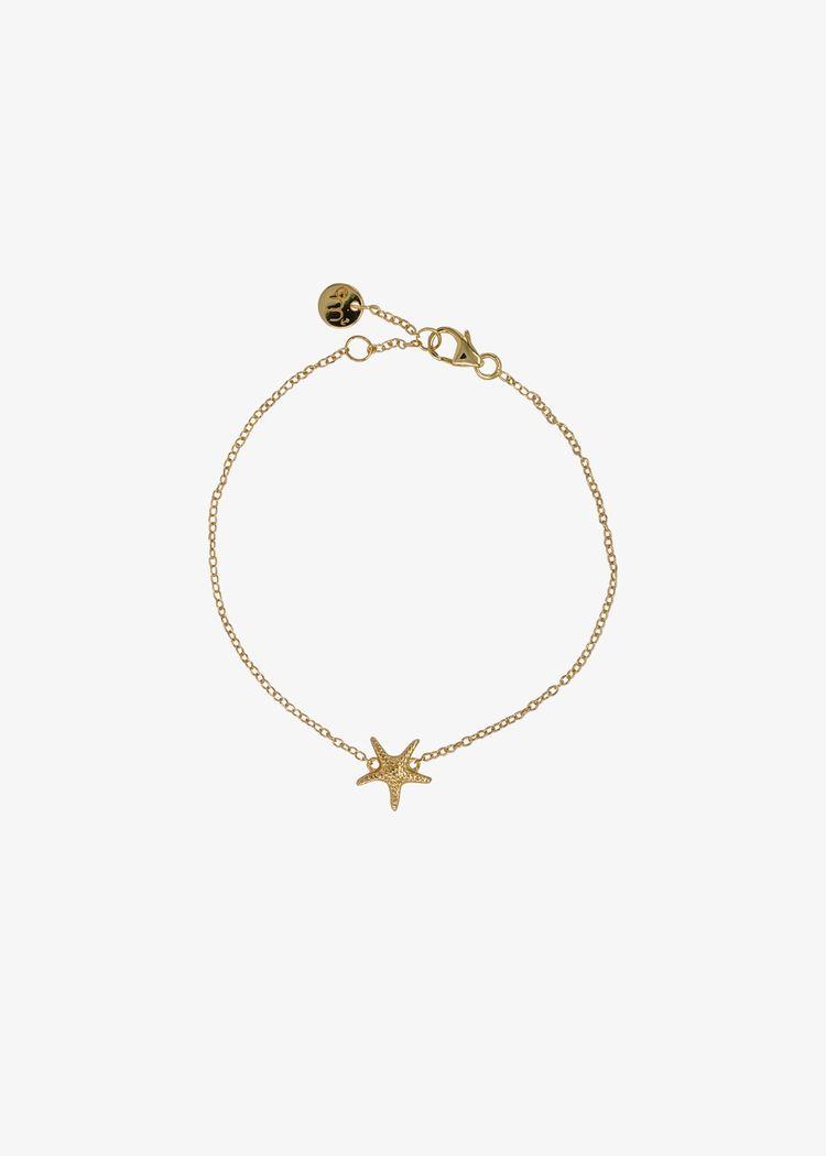 """Product image for """"Armband Sjöstjärna Guld"""""""