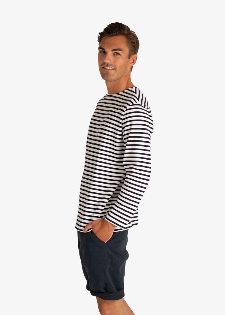 "Product image for ""Kalle Sjömanströja Rand"""