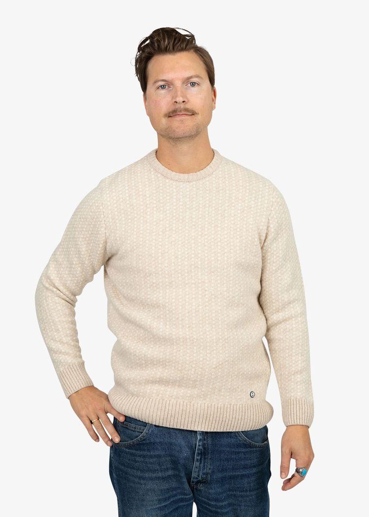 "Product image for ""Knut Stickad Tröja"""