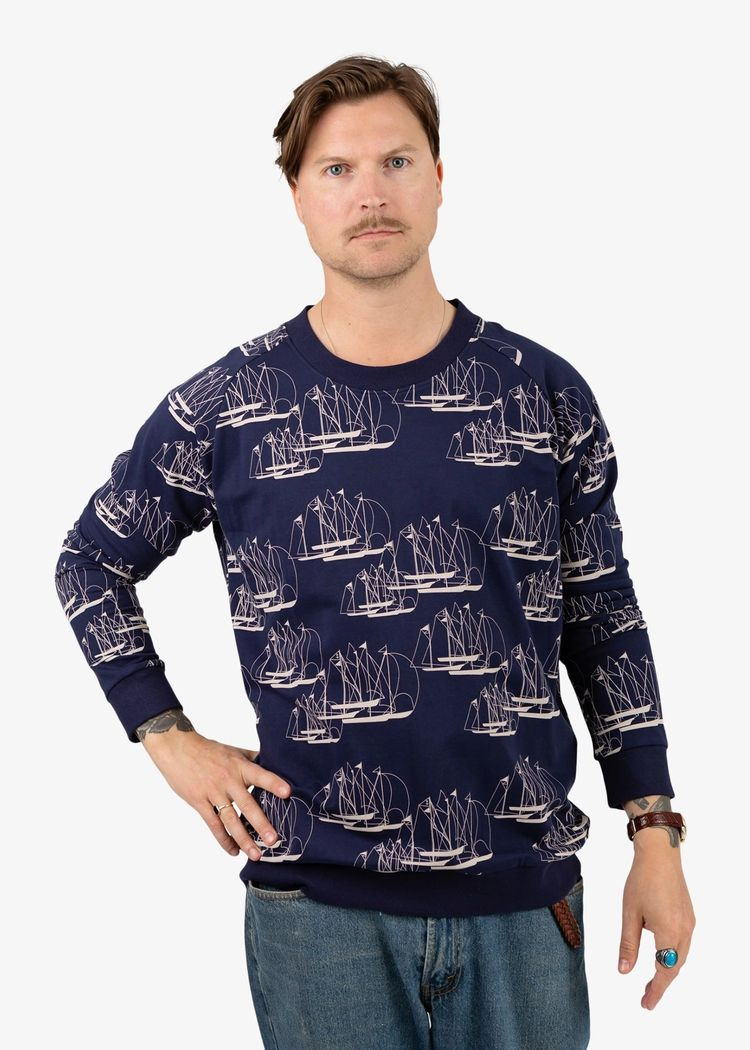 """Product image for """"Sweater Linjespel"""""""