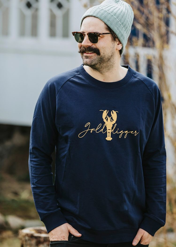 """Product image for """"Sweater Golddigger"""""""