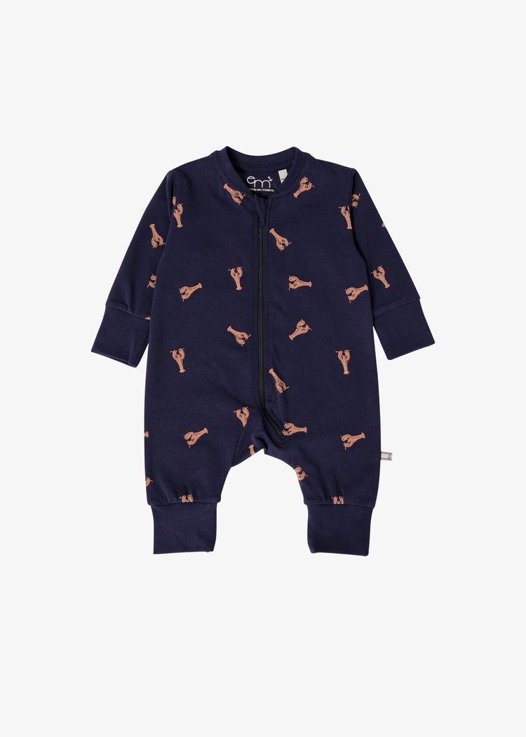 "Product image for ""Pyjamas Hummer Marinblå"""