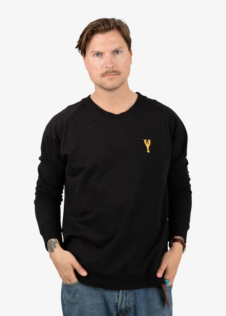 """Product image for """"Sweater Hummer Svart"""""""