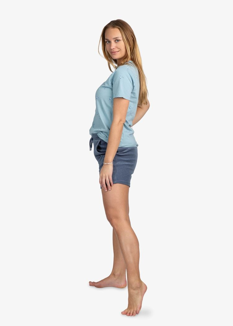 """Secondary product image for """"EM T-shirt Mini Shell Granite"""""""