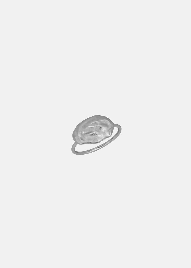 """Product image for """"Ring Ostron Silver"""""""