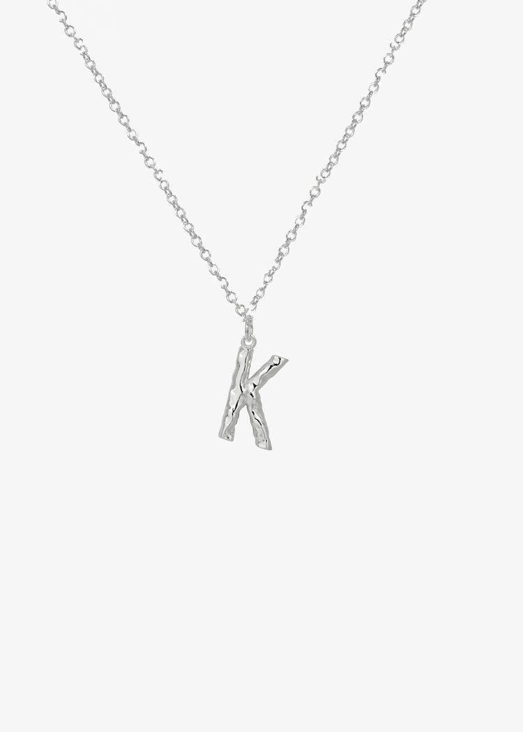 "Product image for ""Halsband Bokstav K"""