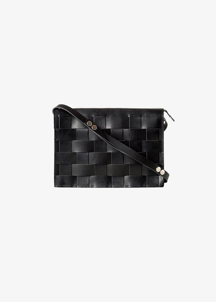"""Product image for """"Eduards Small Shoulder Bag Black"""""""