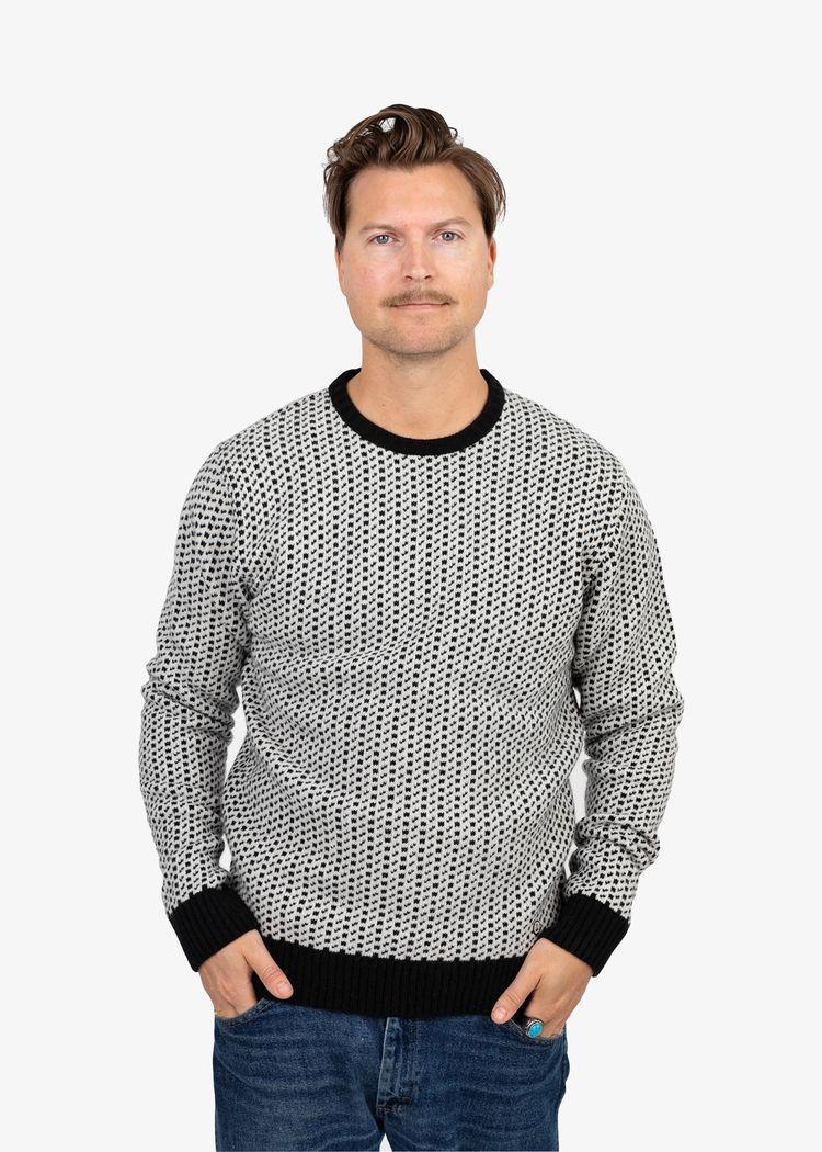 "Product image for ""Sven-Bertil Stickad Tröja"""