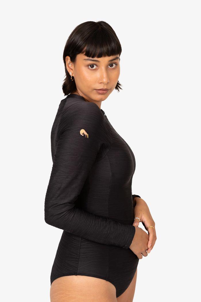 "Product image for ""Surf Suit Ocean Black"""