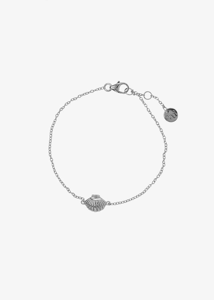 "Product image for ""Armband Snäcka Silver"""