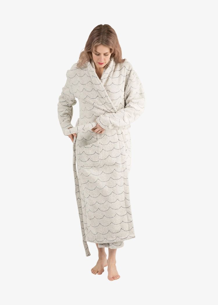 """Secondary product image for """"Bathrobe Wave"""""""