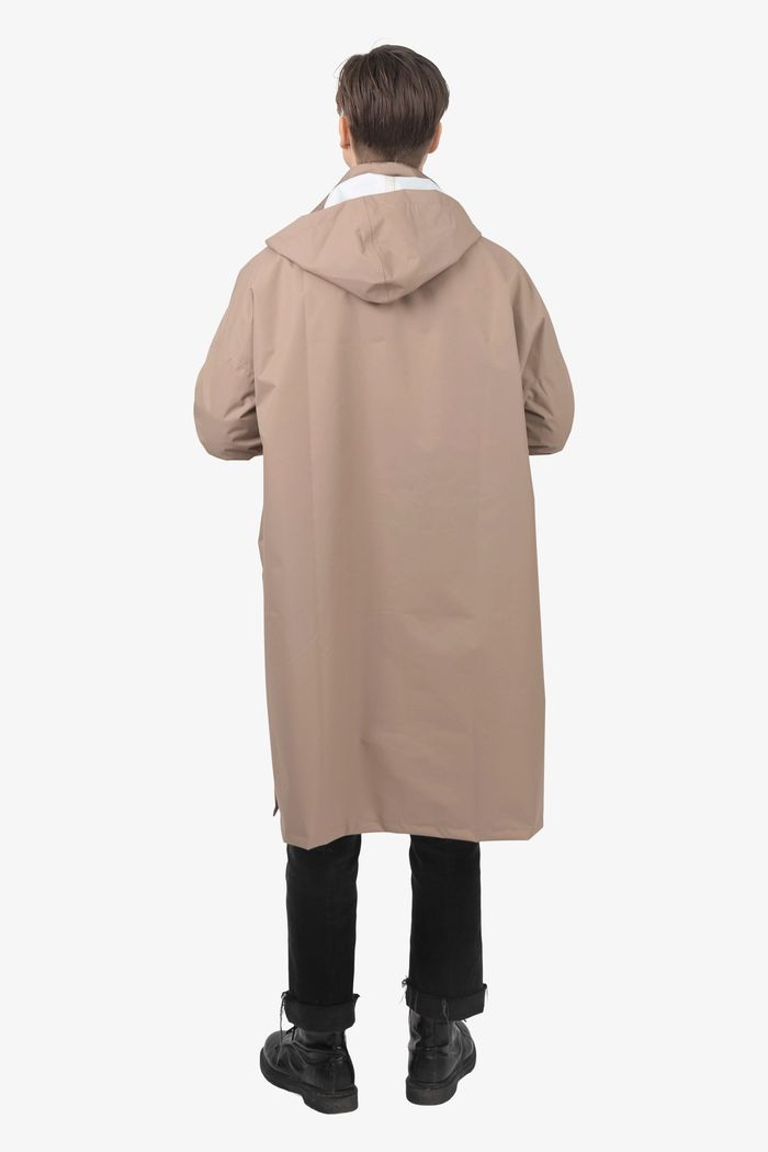 """Secondary product image for """"GBG Regnponcho Beige"""""""