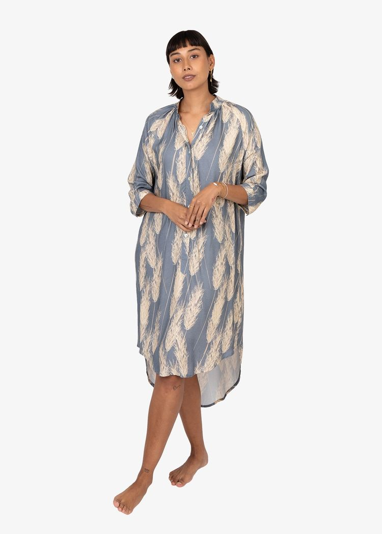 """Product image for """"Marie Shirt Dress Reed"""""""
