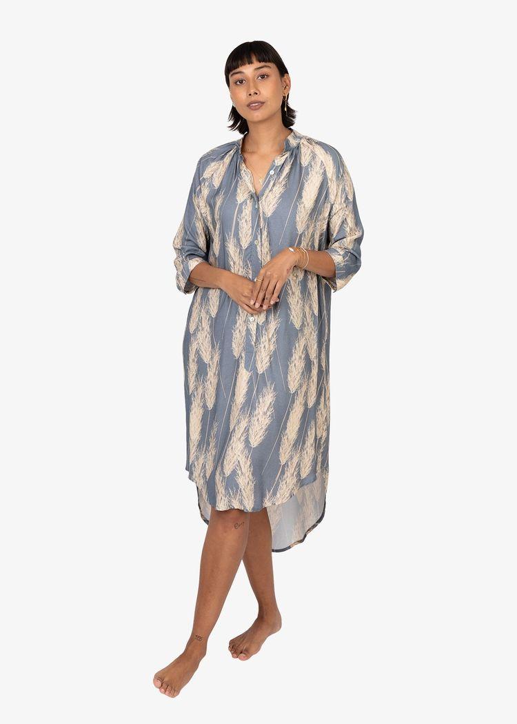 """Product image for """"Marie Skjortklänning Vass"""""""