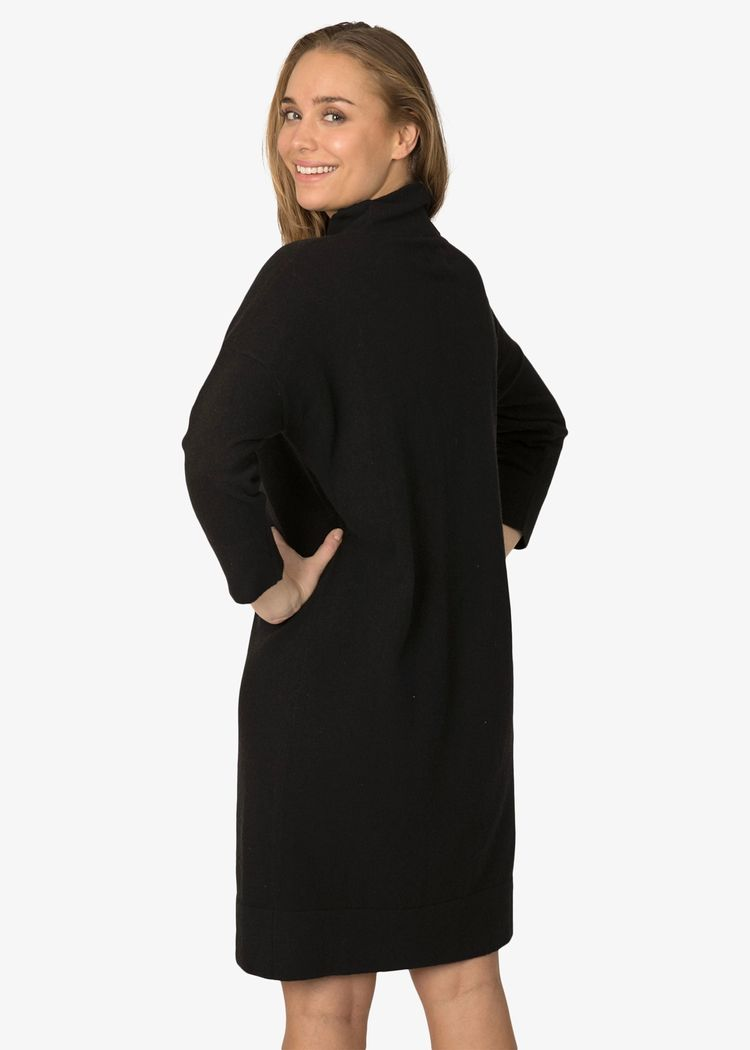 """Secondary product image for """"Maria Ull Klänning Svart"""""""