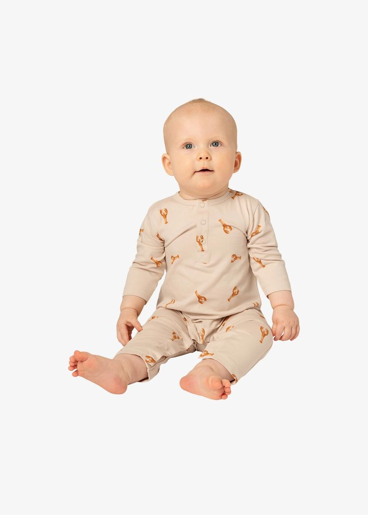 """Secondary product image for """"Pyjamas Hummer Beige"""""""