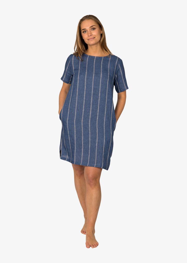 "Product image for ""Hallams Dress Blå"""