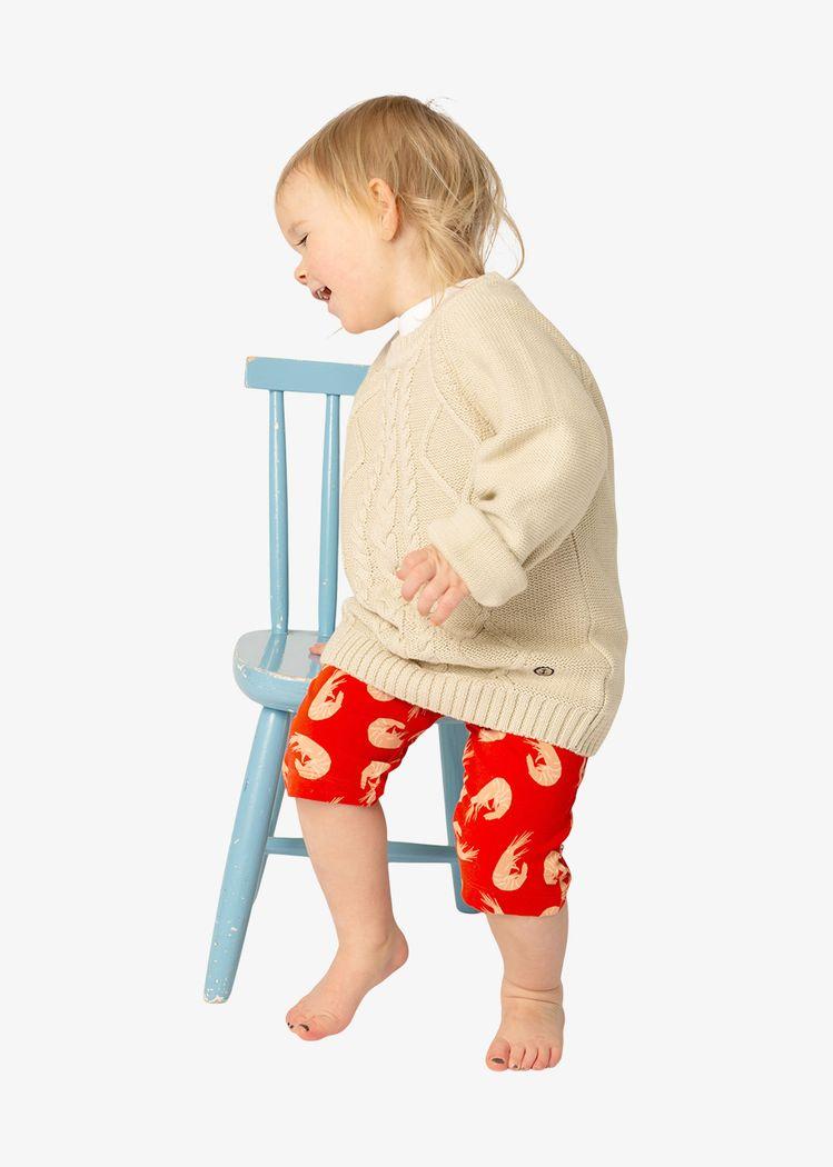 "Product image for ""Måseskär Stickad Tröja Barn Off-white"""