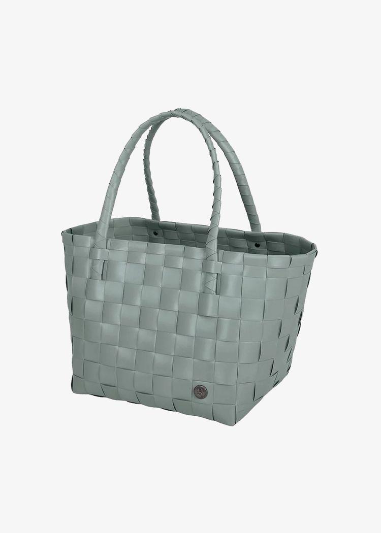 "Product image for ""Shopper Bag Paris Greyish Green"""