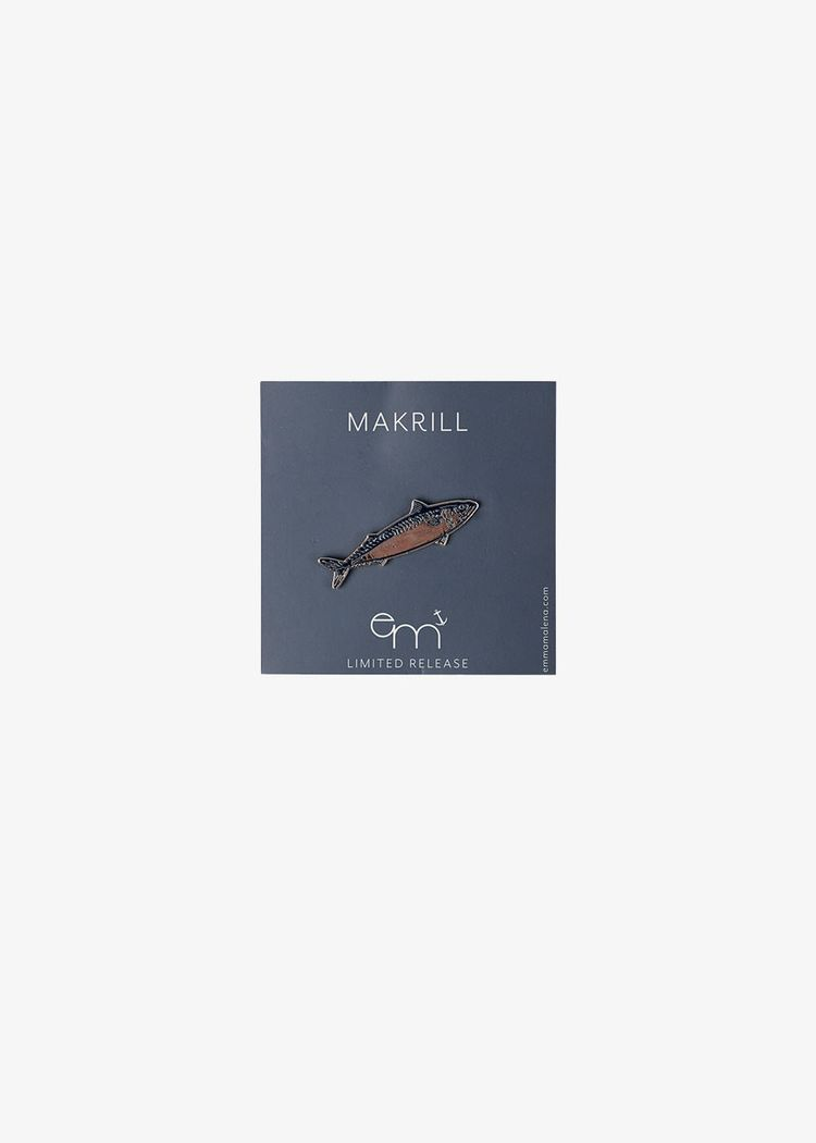 """Secondary product image for """"Pin Makrill"""""""