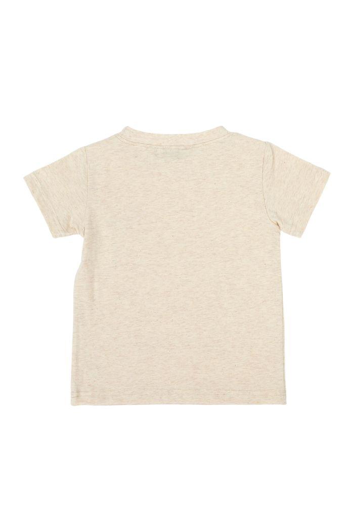 "Secondary product image for ""T-shirt Barn Räka Off-white"""