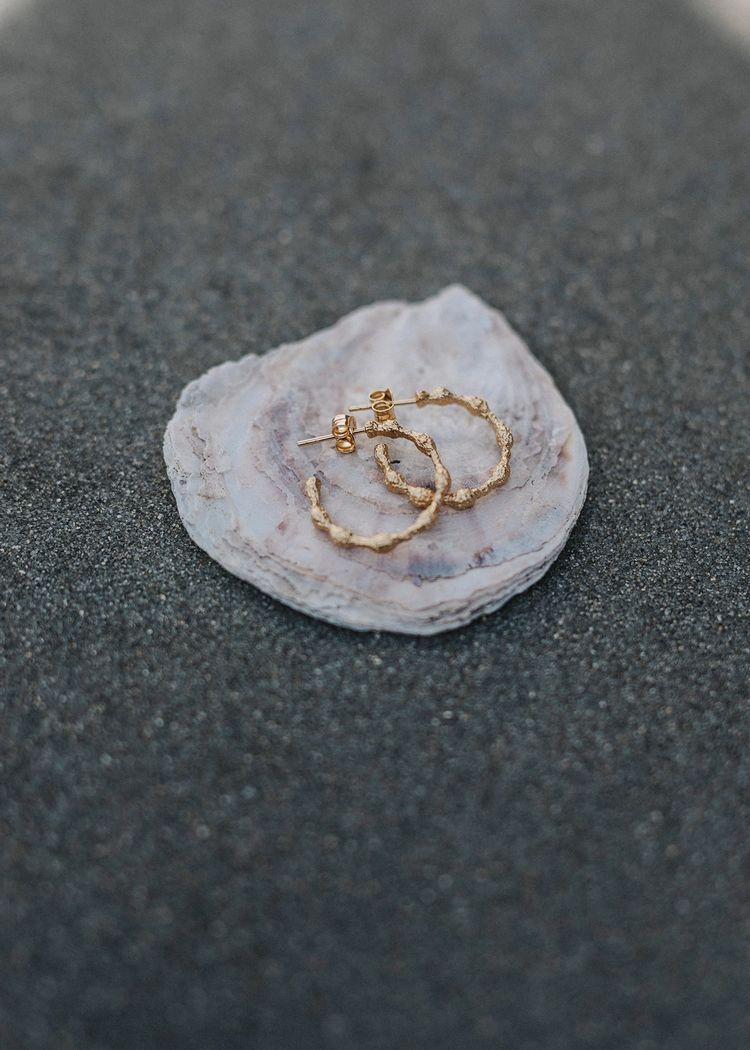 """Product image for """"Örhänge Tång Guld"""""""