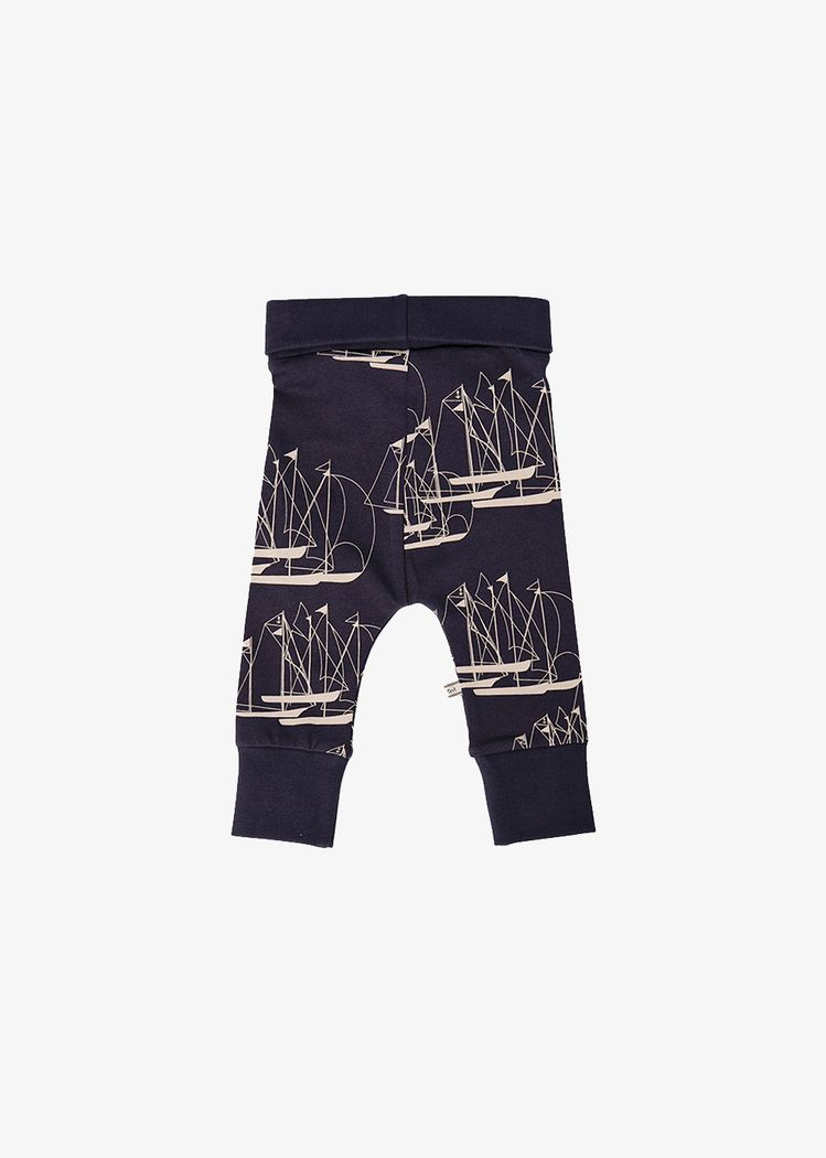 """Secondary product image for """"Tights Baby Linjespel"""""""