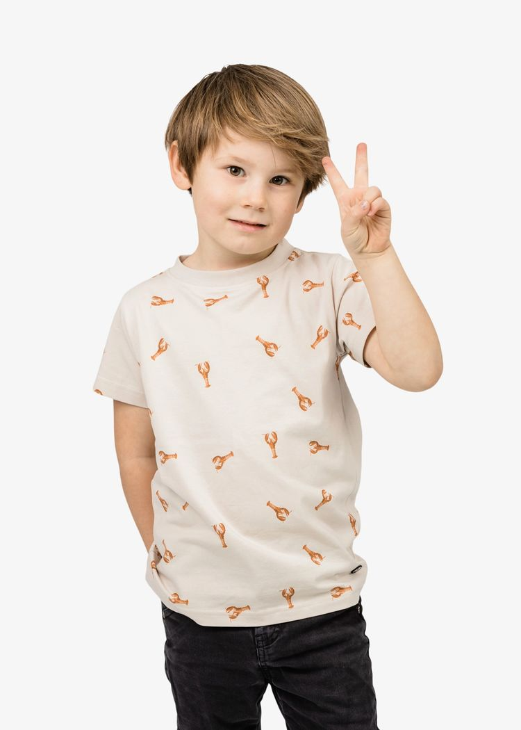 """Product image for """"T-shirt Hummer Beige"""""""