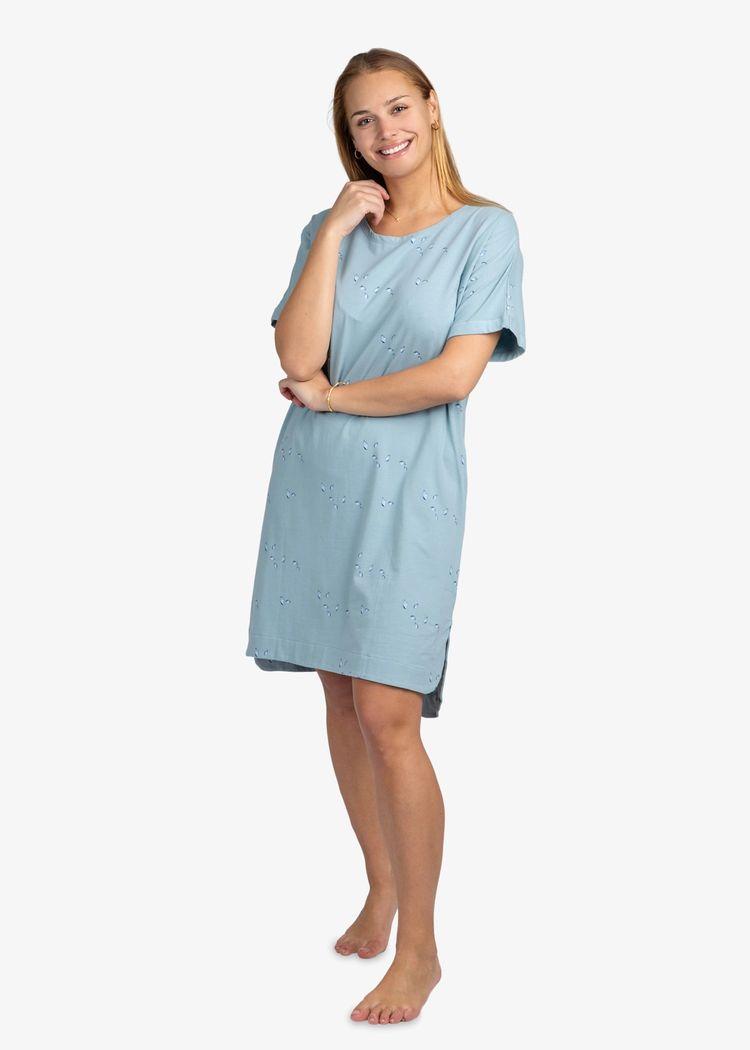 "Secondary product image for ""Susan Dress Mini Shell Granite"""