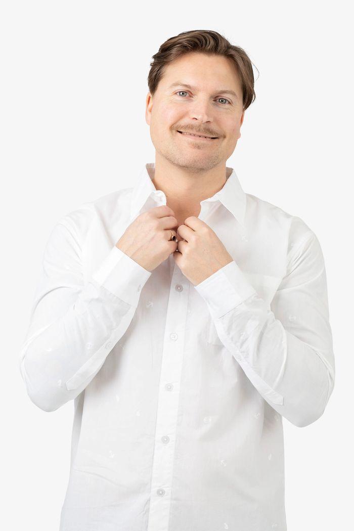 """Product image for """"Kurt Skjorta Räkmix Vit"""""""