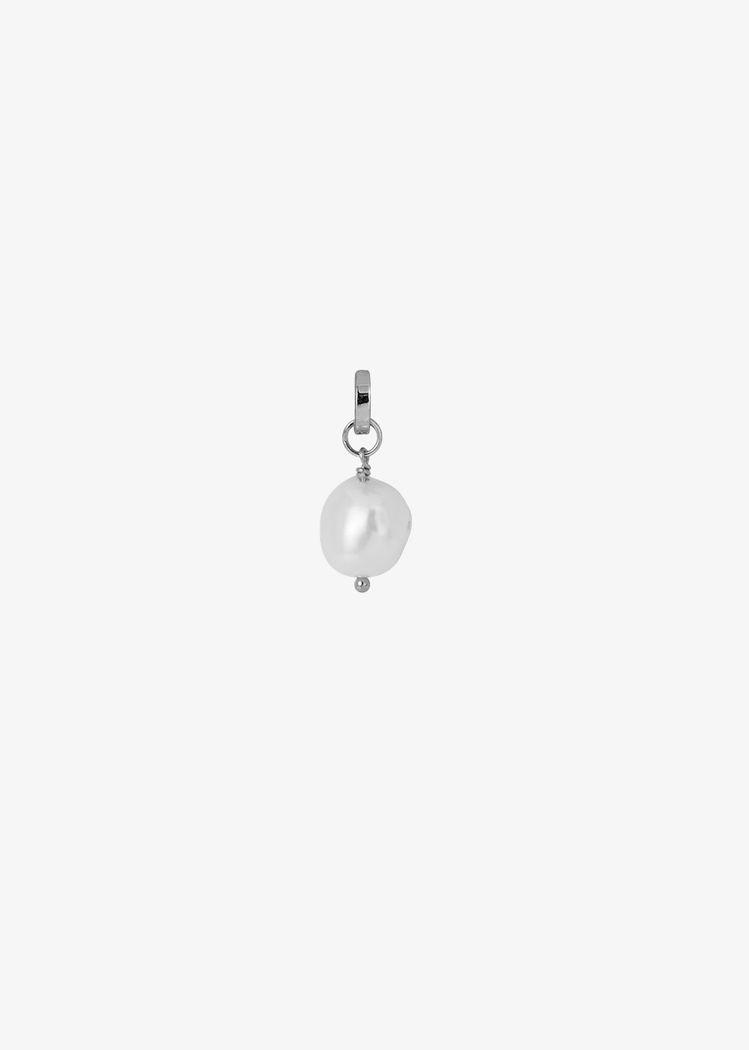 "Product image for ""Berlock Pärla Slät Silver"""