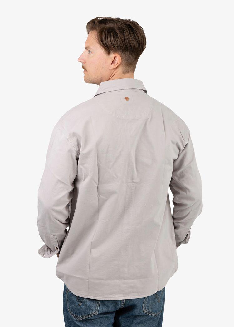 """Secondary product image for """"Three Pocket Skjorta Mole"""""""