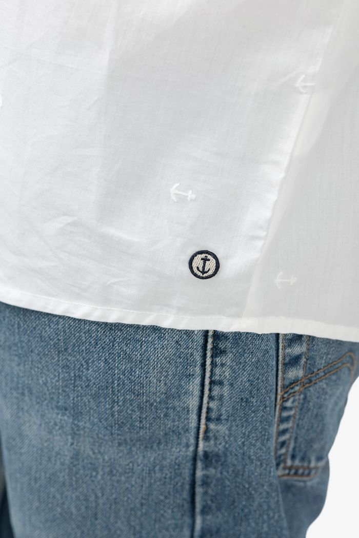 """Secondary product image for """"Kurt Skjorta Räkmix Vit"""""""