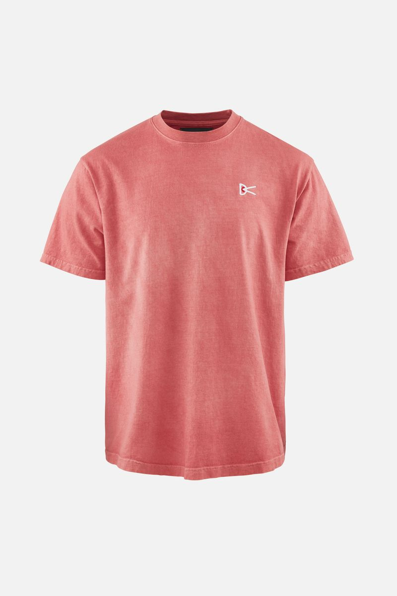 Karuna Short Sleeve T-Shirt, Madder Root Vegetable Dye