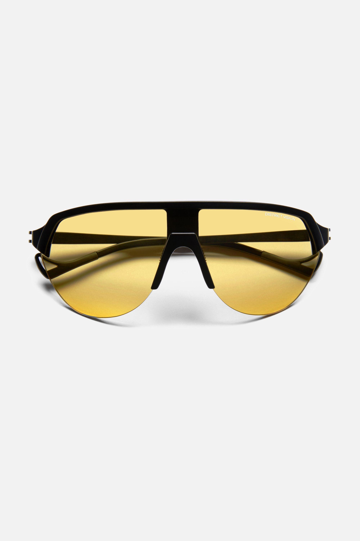 Nagata Speed Blade Black, D+ Sports Yellow