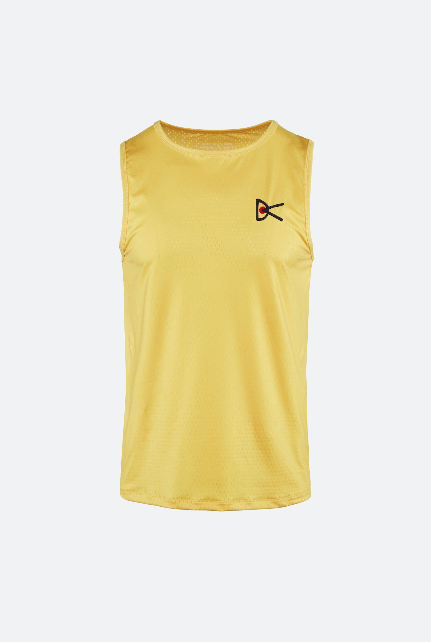 Air–Wear Singlet, Yellow