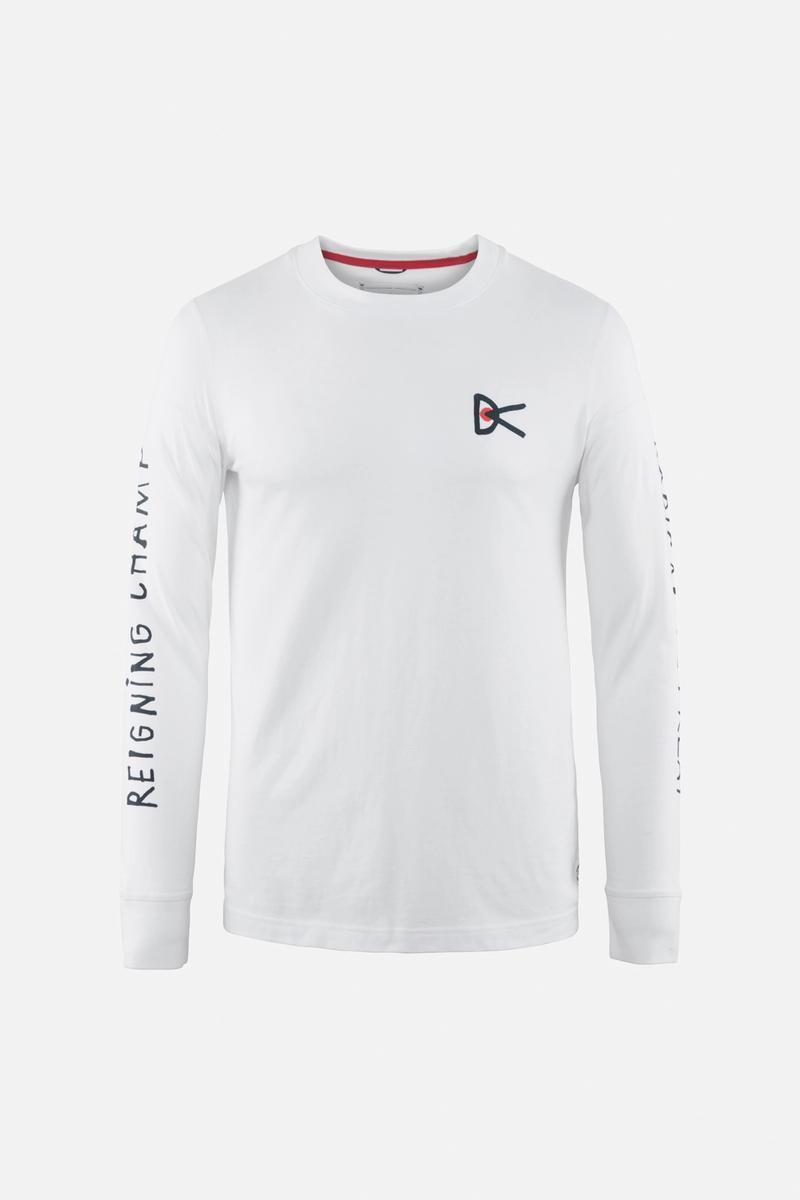 Radical Retreat Long Sleeve T-Shirt, White