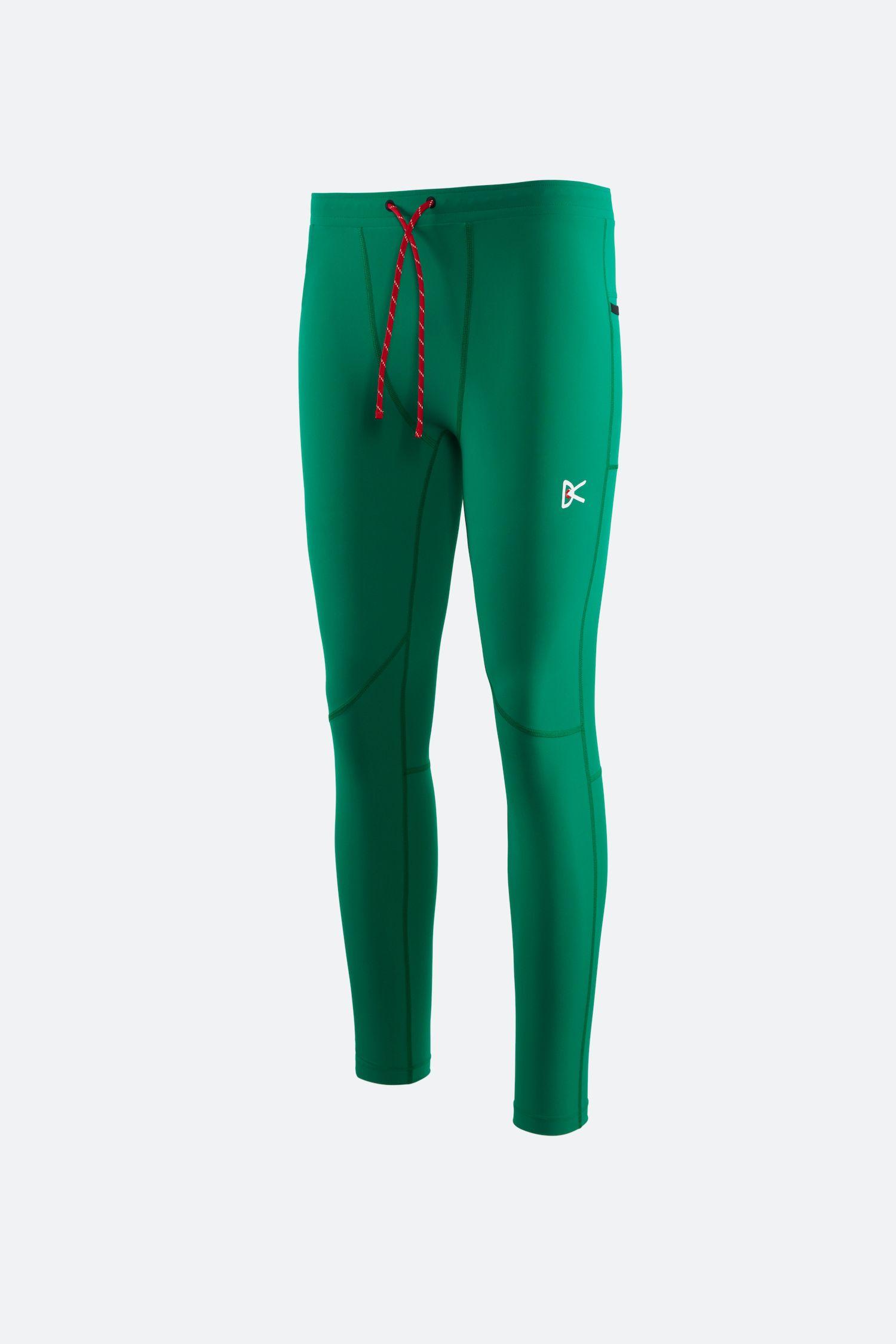 Lono Full-Length Tights, Green