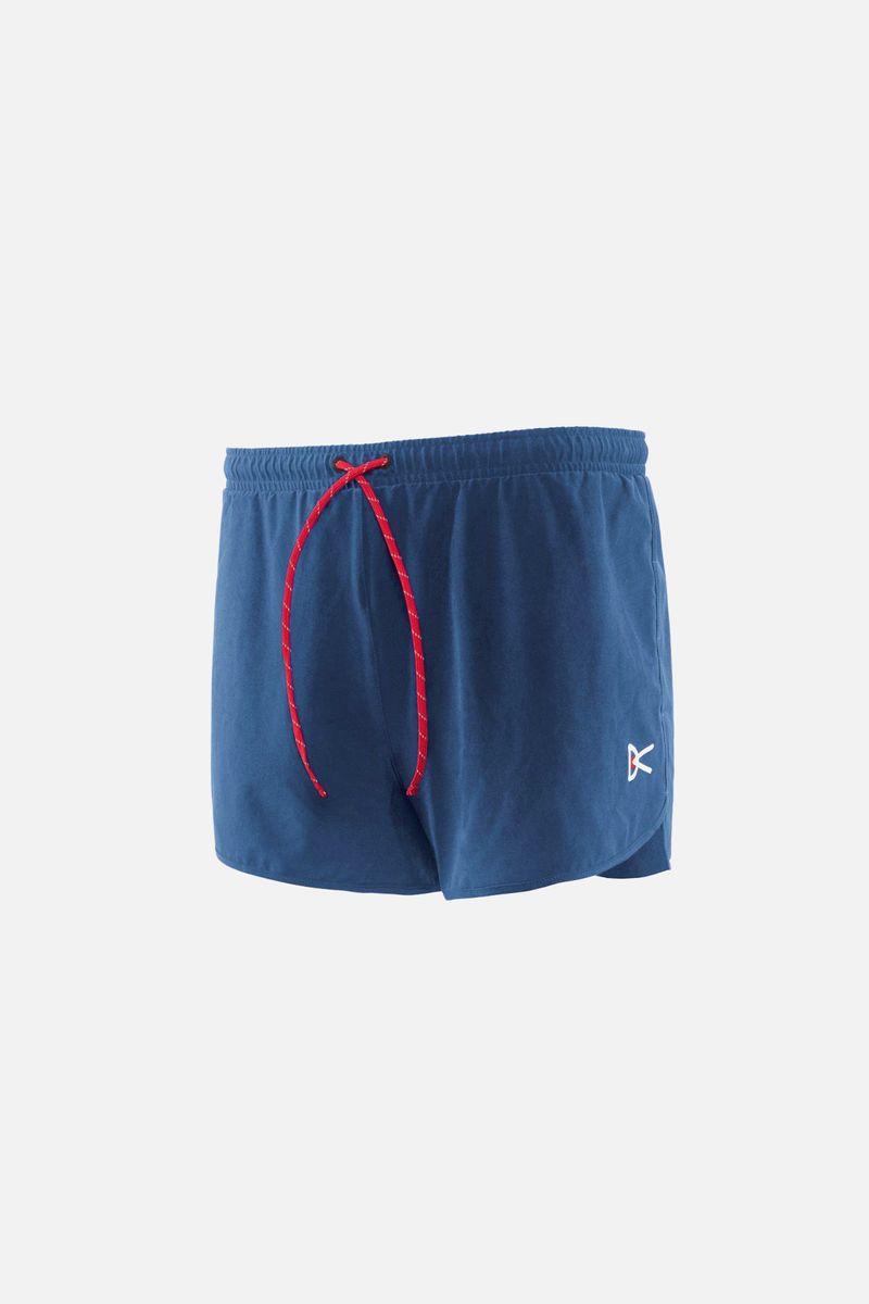 Simon 3 inch Race Shorts, Navy