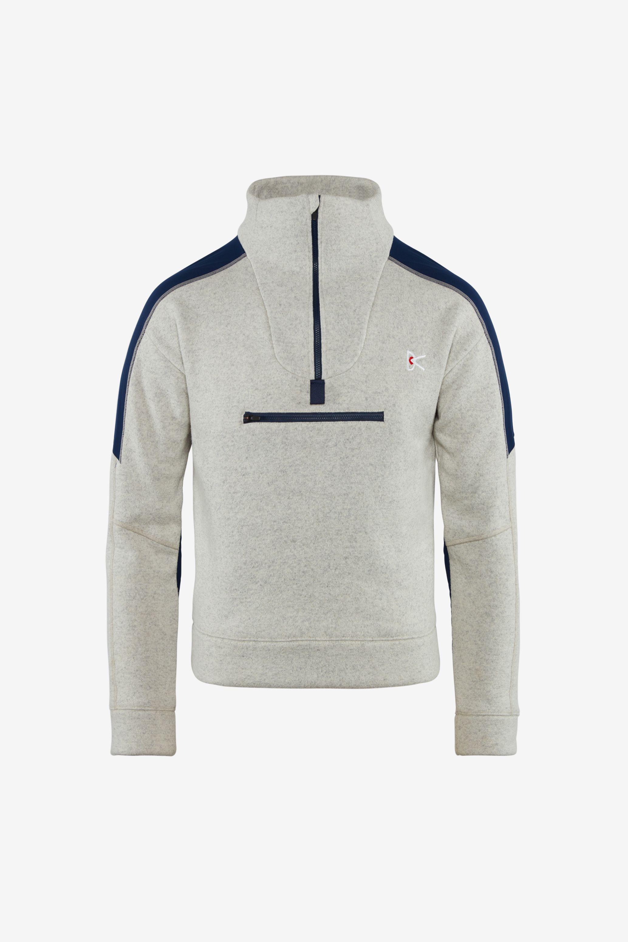 Jesper Midlayer Sweater, Oatmeal