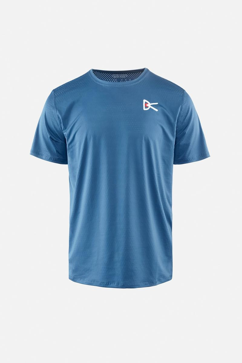 Air––Wear Short Sleeve T-Shirt, Blue