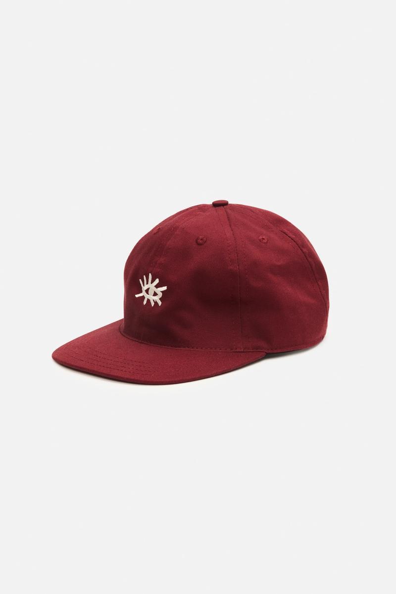 Zen Slow Cap, Burgundy
