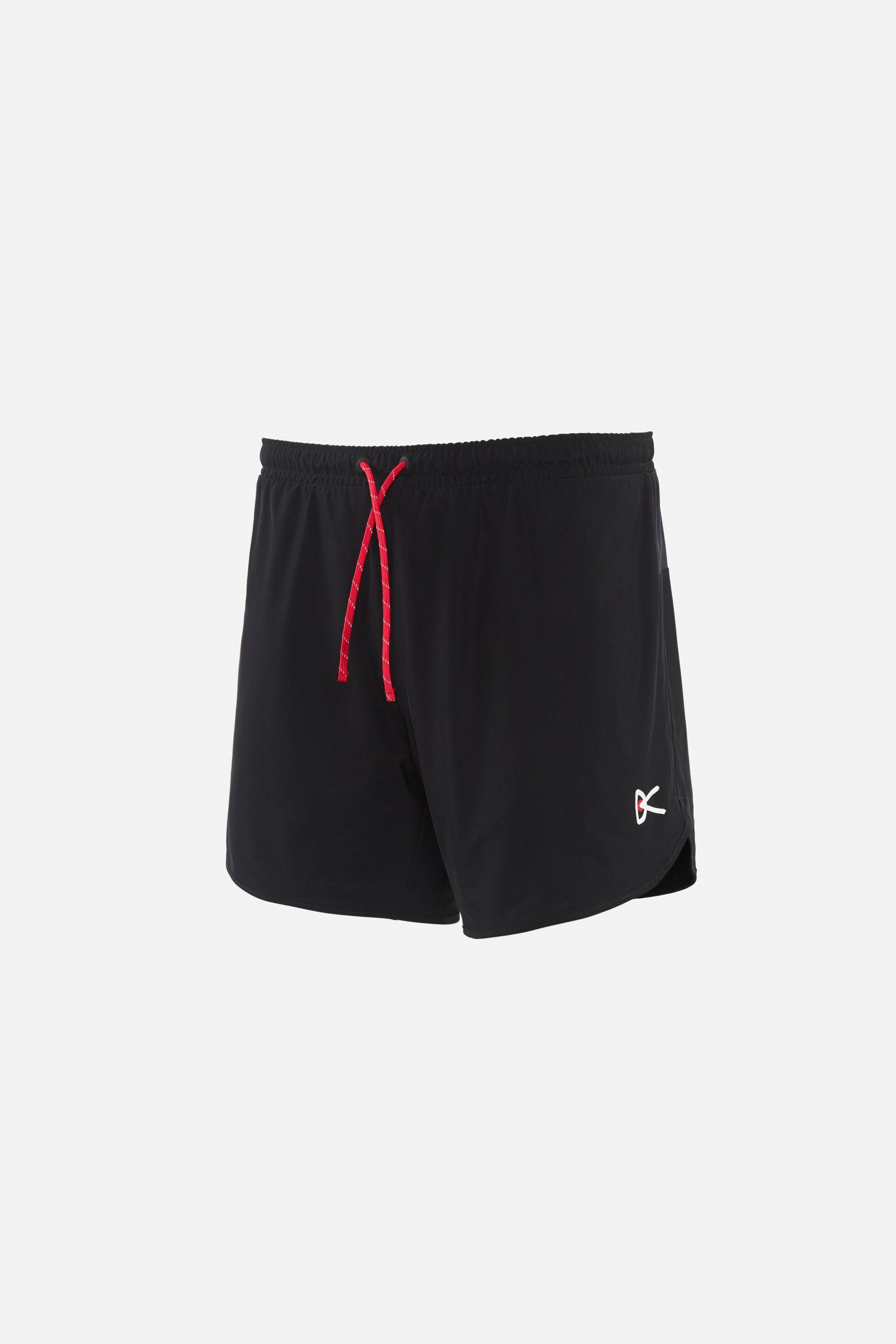 Spino 5 inch Training Shorts, Black