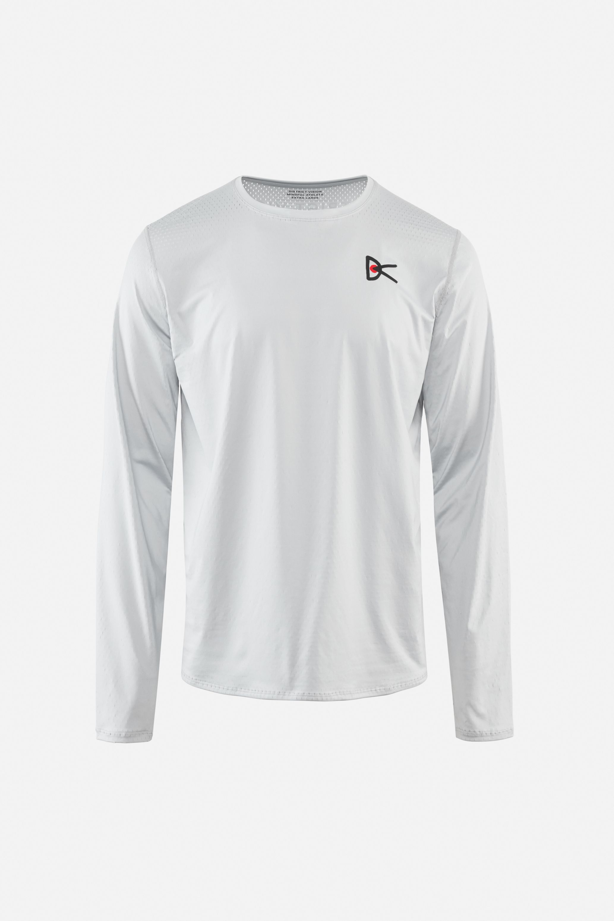 Air––Wear Long Sleeve T-shirt, Ice