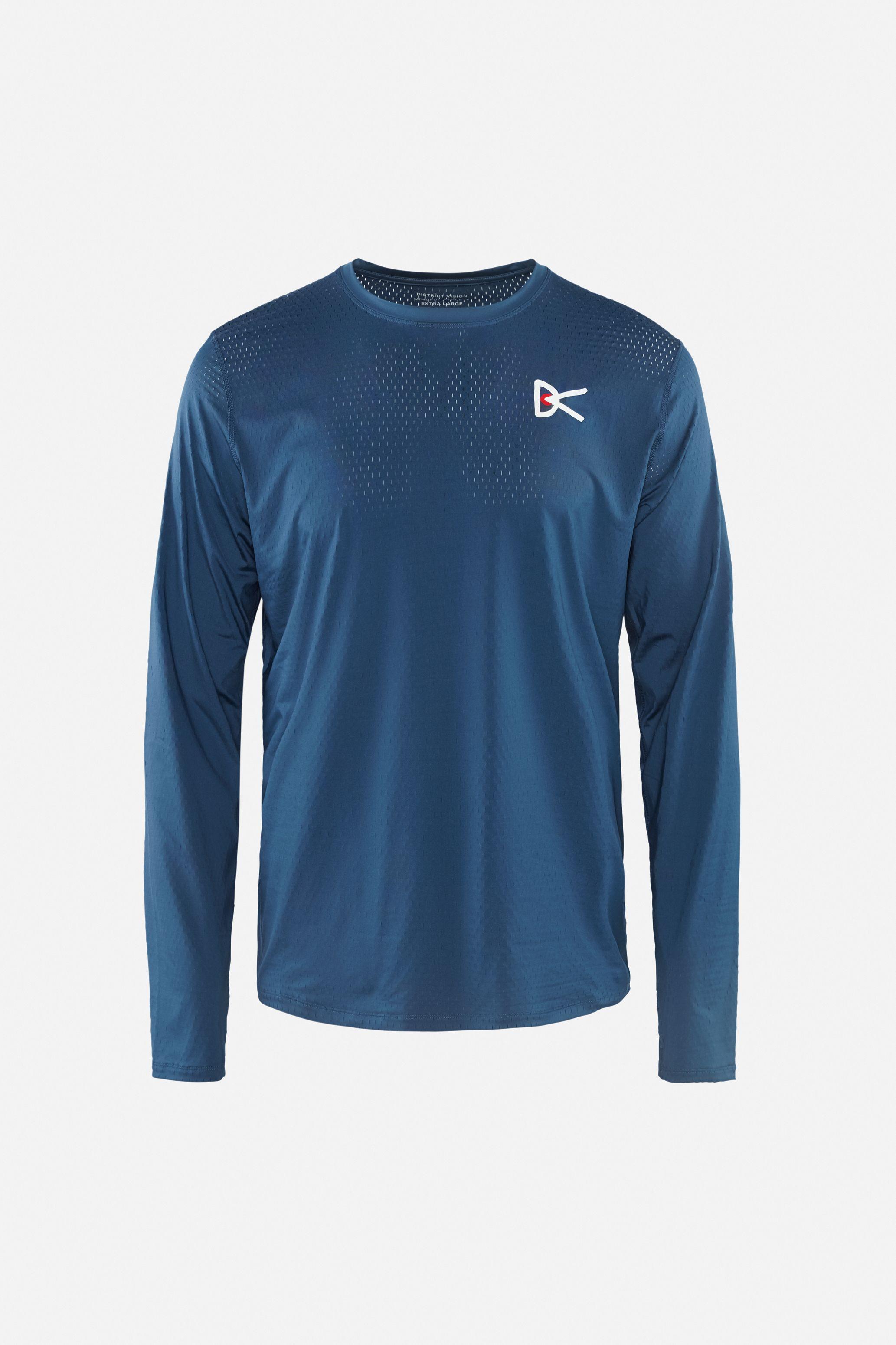 Air––Wear Long Sleeve T-Shirt, Blue