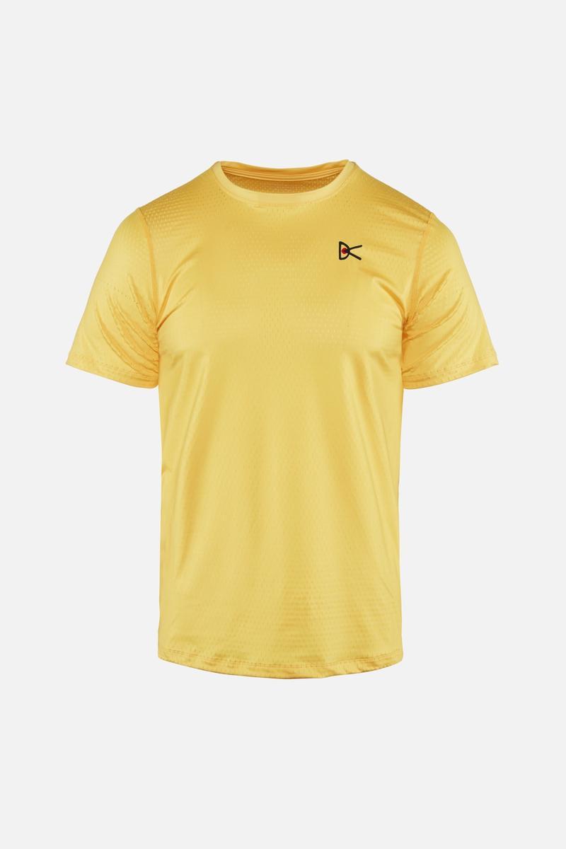 Air–Wear Short Sleeve T-Shirt, Sunflower